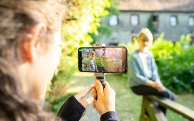 Professionelle Filme mit dem Smartphone erstellen